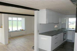 Korsholmvej stue-køkken