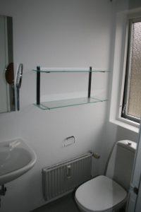 Banegaards 1 th Bad-toilet